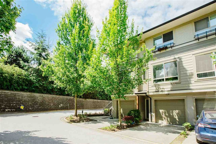 14 301 KLAHANIE DRIVE - Port Moody Centre Townhouse for sale, 2 Bedrooms (R2478095)