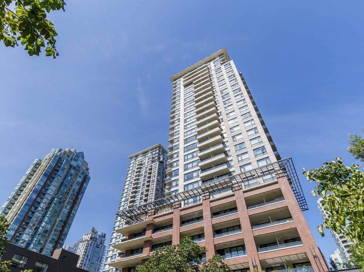 510 977 MAINLAND STREET - Yaletown Apartment/Condo for sale, 1 Bedroom (R2478099)