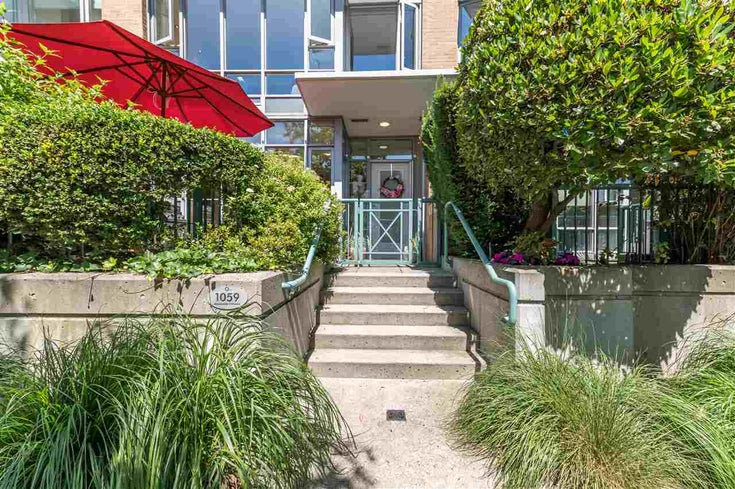1059 MARINASIDE CRESCENT - Yaletown Townhouse for sale, 3 Bedrooms (R2478104)