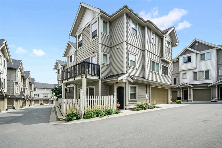21 19097 64 AVENUE - Cloverdale BC Townhouse for sale, 3 Bedrooms (R2478106)