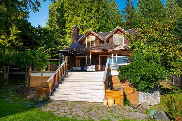 1741 BOWEN BAY ROAD - Bowen Island House/Single Family for sale, 5 Bedrooms (R2478129)