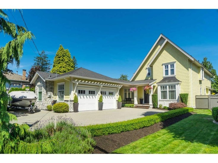 8848 WRIGHT STREET - Fort Langley House/Single Family for sale, 5 Bedrooms (R2478172)