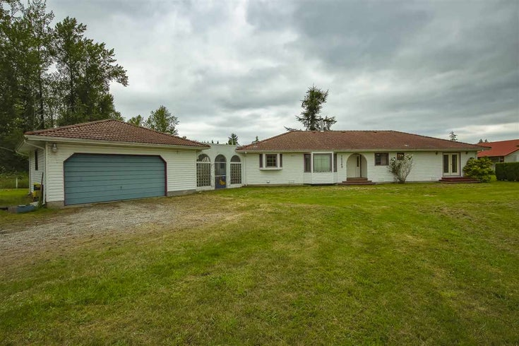 26249 72 AVENUE - County Line Glen Valley House with Acreage for sale, 3 Bedrooms (R2478266)