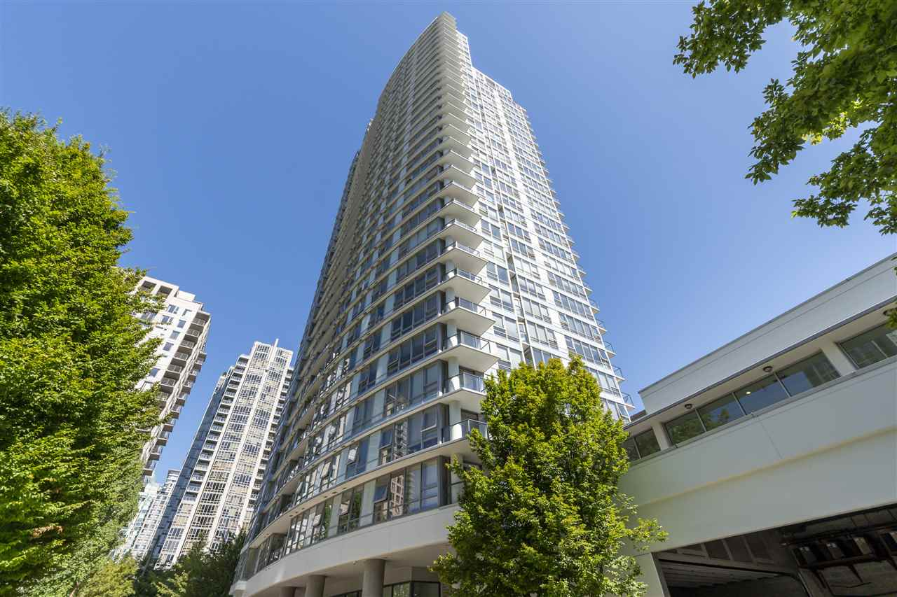 2108 928 BEATTY STREET - Yaletown Apartment/Condo for sale, 1 Bedroom (R2478294) - #1