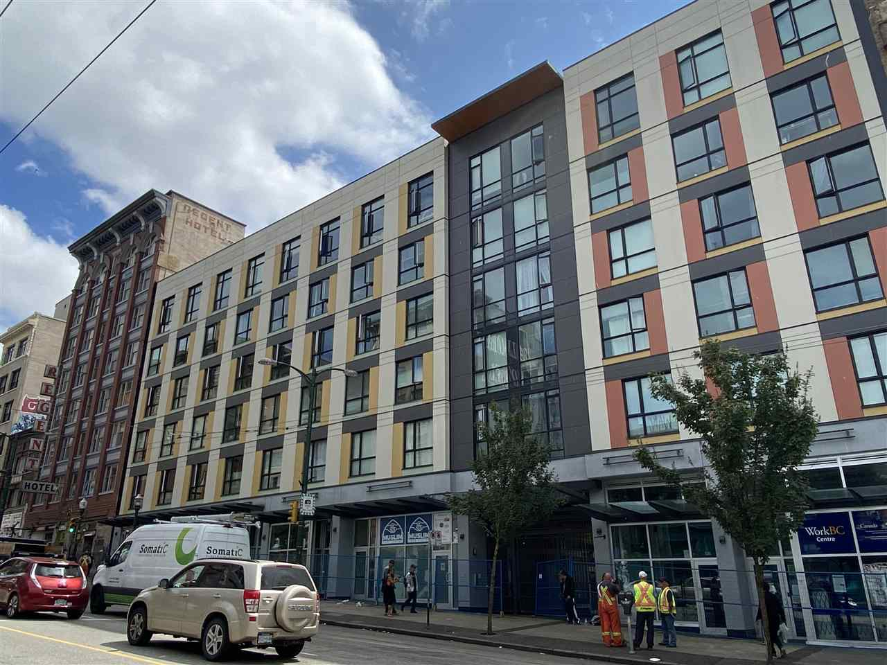 617 138 E HASTINGS STREET - Downtown VE Apartment/Condo for sale, 1 Bedroom (R2478296) - #1
