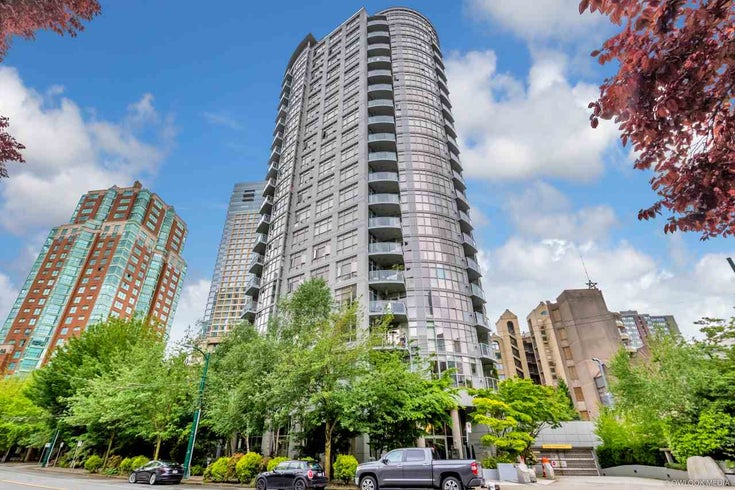 1101 1050 SMITHE STREET - West End VW Apartment/Condo for sale, 2 Bedrooms (R2478324)