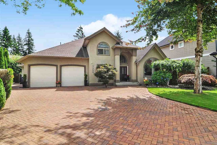4456 209A STREET - Brookswood Langley House/Single Family for sale, 4 Bedrooms (R2478340)