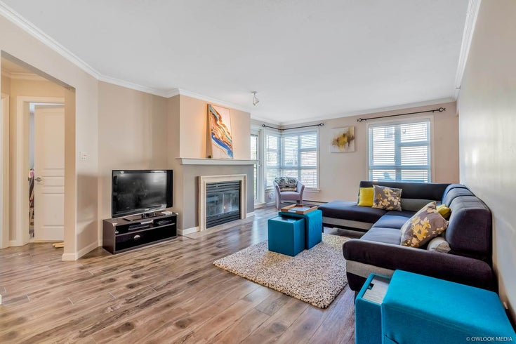 312 2161 W 12TH AVENUE - Kitsilano Apartment/Condo for sale, 3 Bedrooms (R2478370)