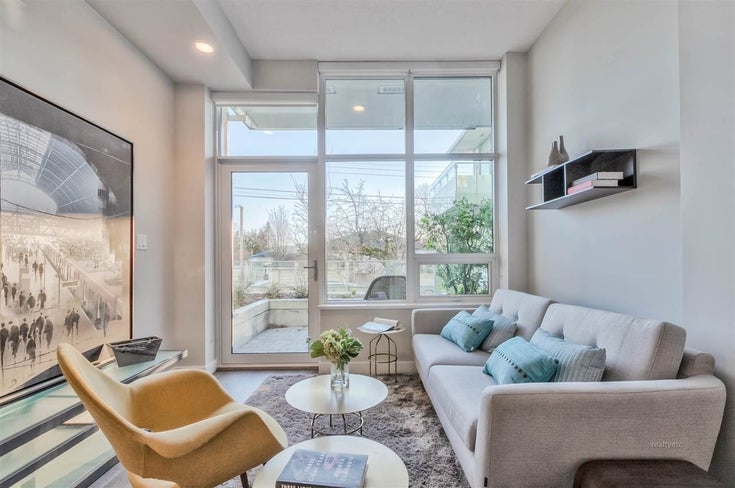 102 5077 CAMBIE STREET - Cambie Apartment/Condo for sale, 1 Bedroom (R2478392)