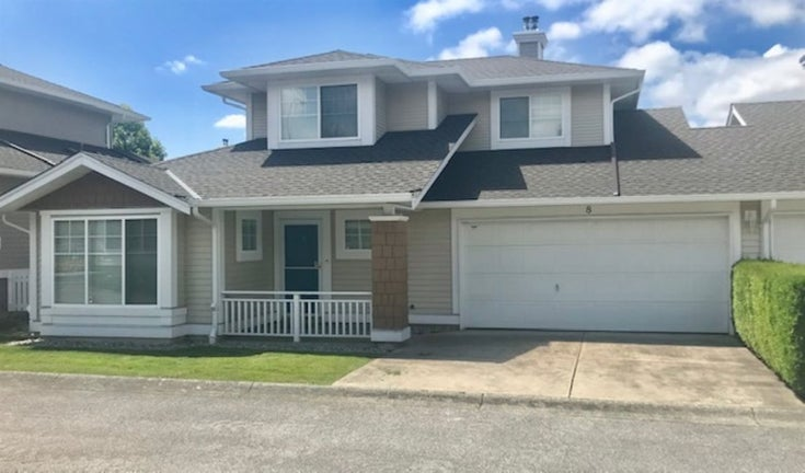8 6885 184 STREET - Cloverdale BC Townhouse for sale, 3 Bedrooms (R2478430)