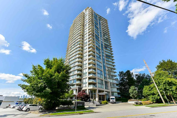 2001 2133 DOUGLAS ROAD - Brentwood Park Apartment/Condo for sale, 1 Bedroom (R2478438)