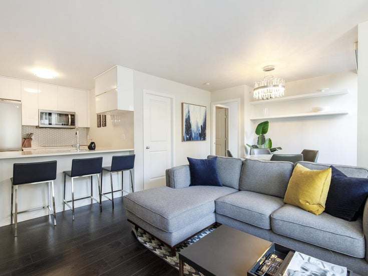 404 1295 RICHARDS STREET - Yaletown Apartment/Condo for sale, 2 Bedrooms (R2478454)