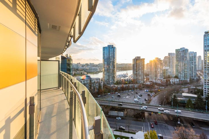 1705 89 NELSON STREET - Yaletown Apartment/Condo for sale, 1 Bedroom (R2478498)