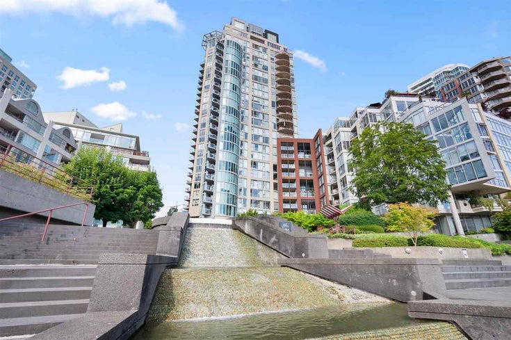 2501 1000 BEACH AVENUE - Yaletown Apartment/Condo for sale, 2 Bedrooms (R2478569)