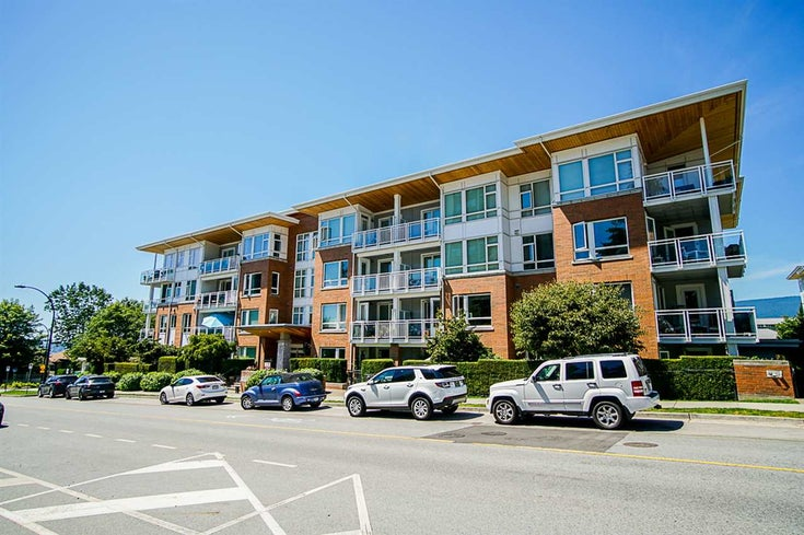 304 717 CHESTERFIELD AVENUE - Central Lonsdale Apartment/Condo for sale, 2 Bedrooms (R2478604)