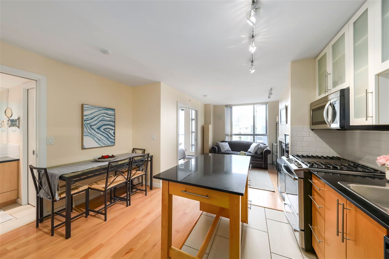 1501 1225 RICHARDS STREET - Downtown VW Apartment/Condo for sale, 1 Bedroom (R2478709) - #1