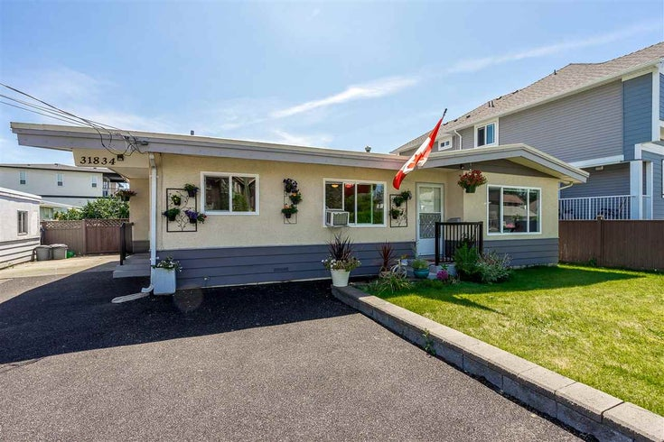 31834 OLD YALE ROAD - Abbotsford West House/Single Family for sale, 4 Bedrooms (R2478744)