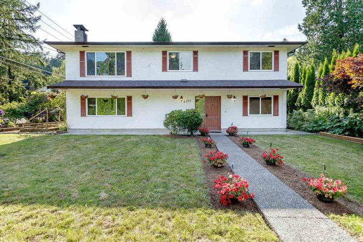 4292 CLIFFMONT ROAD - Deep Cove House/Single Family for sale, 5 Bedrooms (R2478785)
