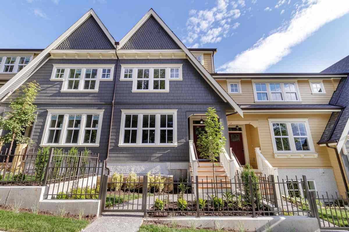 105 3416 QUEENSTON AVENUE - Burke Mountain Townhouse for sale, 4 Bedrooms (R2478787) - #2