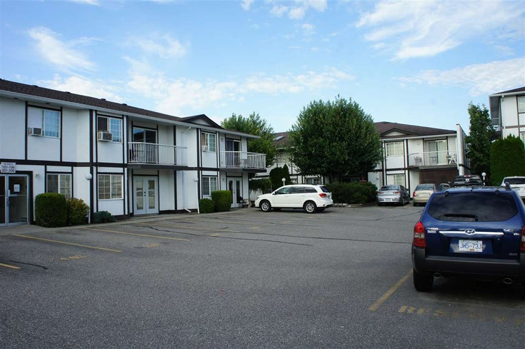105 45669 MCINTOSH DRIVE - Chilliwack W Young-Well Apartment/Condo for sale, 1 Bedroom (R2478841)