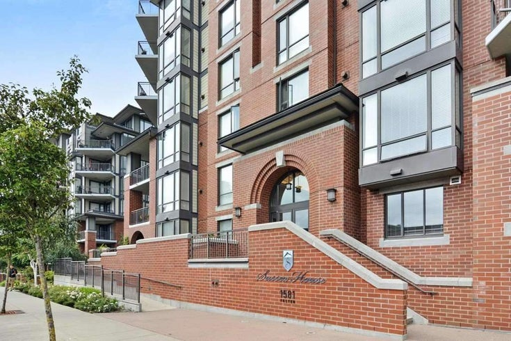 101 1581 FOSTER STREET - White Rock Apartment/Condo for sale, 2 Bedrooms (R2478848)