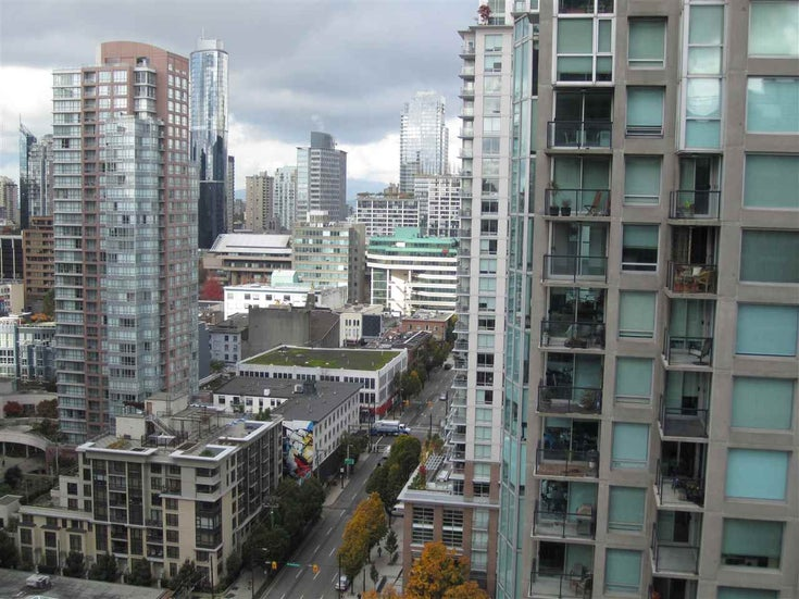 2502 888 HOMER STREET - Downtown VW Apartment/Condo for sale, 1 Bedroom (R2478921)