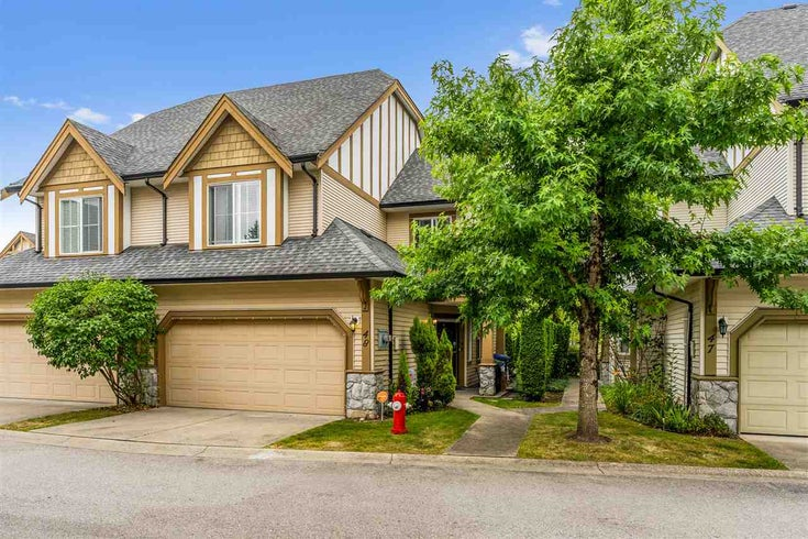 48 18707 65 AVENUE - Cloverdale BC Townhouse for sale, 3 Bedrooms (R2478944)