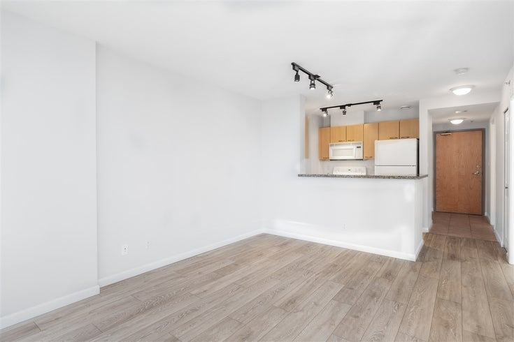 1205 1420 W GEORGIA STREET - West End VW Apartment/Condo for sale, 1 Bedroom (R2478970)