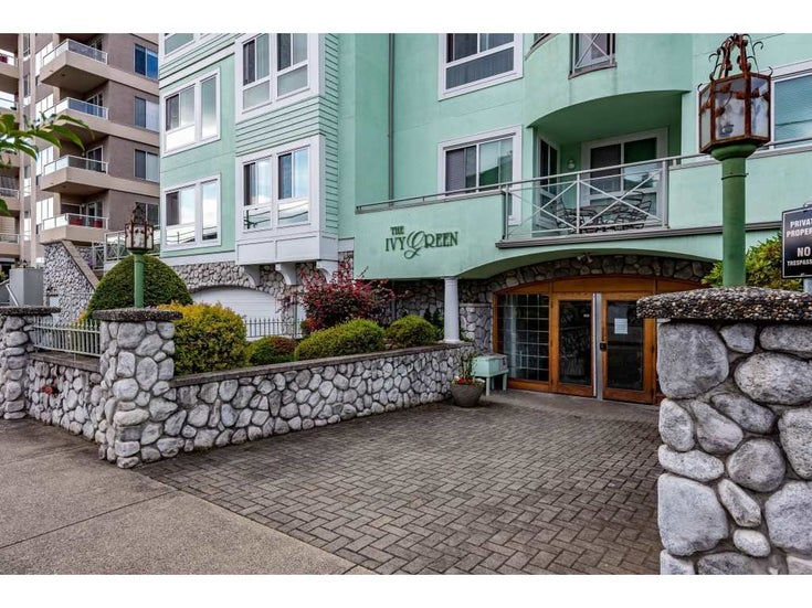 104 45775 SPADINA AVENUE - Chilliwack W Young-Well Apartment/Condo for sale, 2 Bedrooms (R2479084)