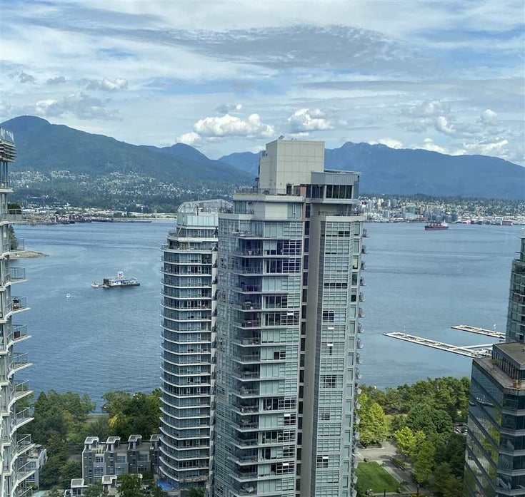 2605 1211 MELVILLE STREET - Coal Harbour Apartment/Condo for sale, 2 Bedrooms (R2479098)