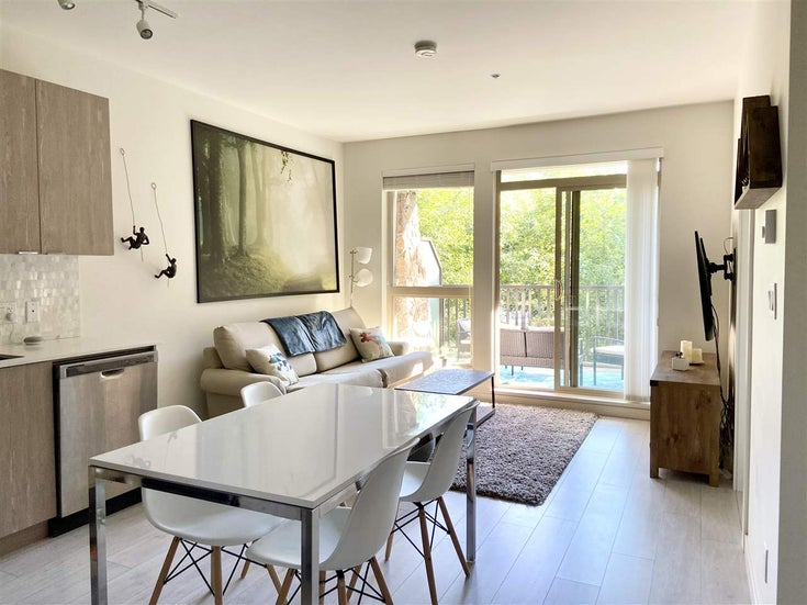 204 1150 BAILEY STREET - Downtown SQ Apartment/Condo for sale, 2 Bedrooms (R2479145)
