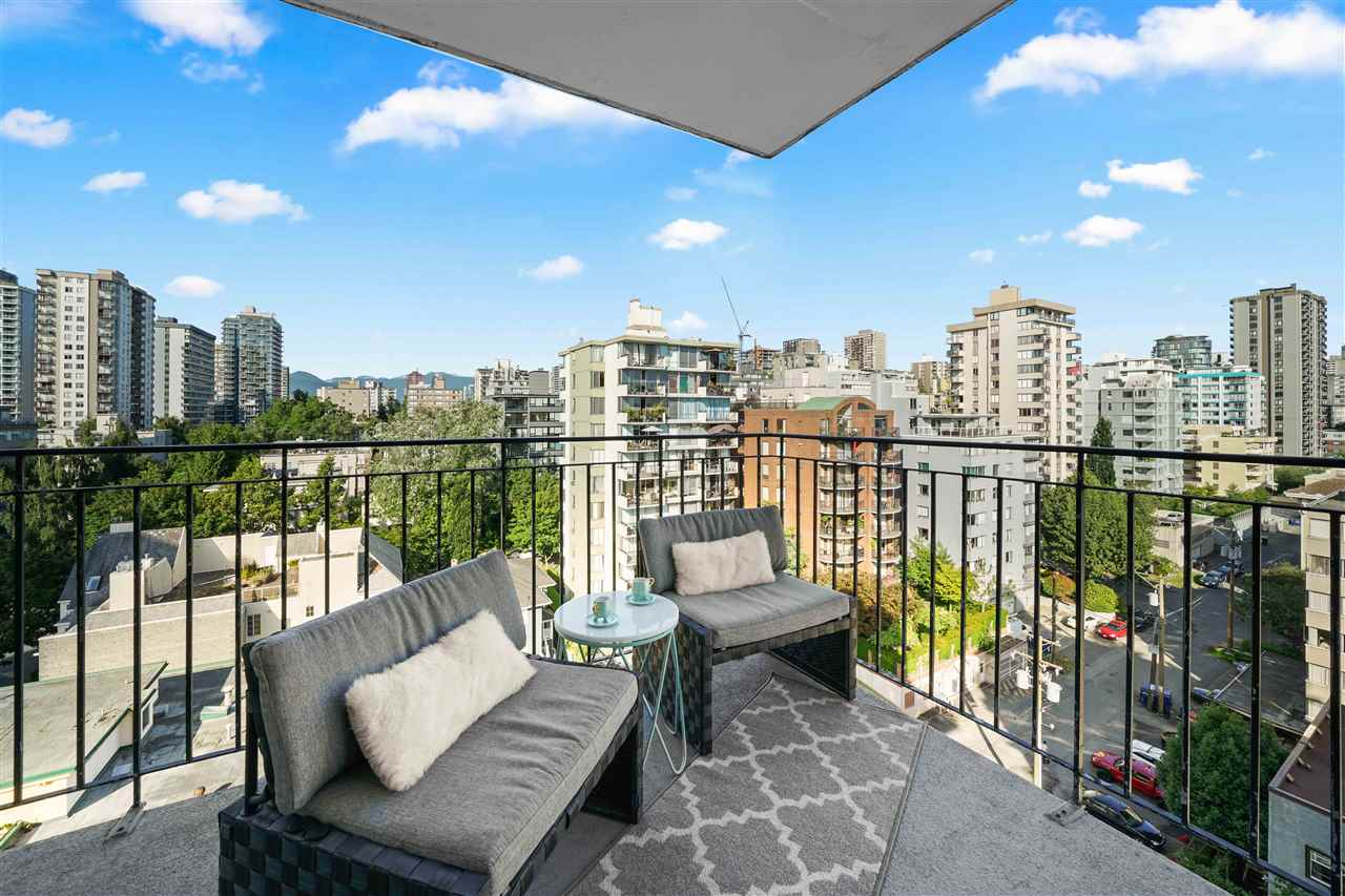 1103 1575 BEACH AVENUE - West End VW Apartment/Condo for sale, 2 Bedrooms (R2479197) - #17