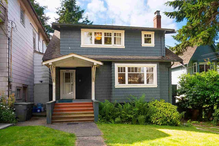 2612 W 2ND AVENUE - Kitsilano House/Single Family for sale, 3 Bedrooms (R2479216)