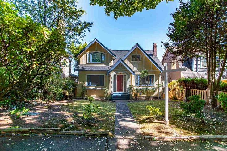 3915 W 13TH AVENUE - Point Grey House/Single Family for sale, 6 Bedrooms (R2479313)
