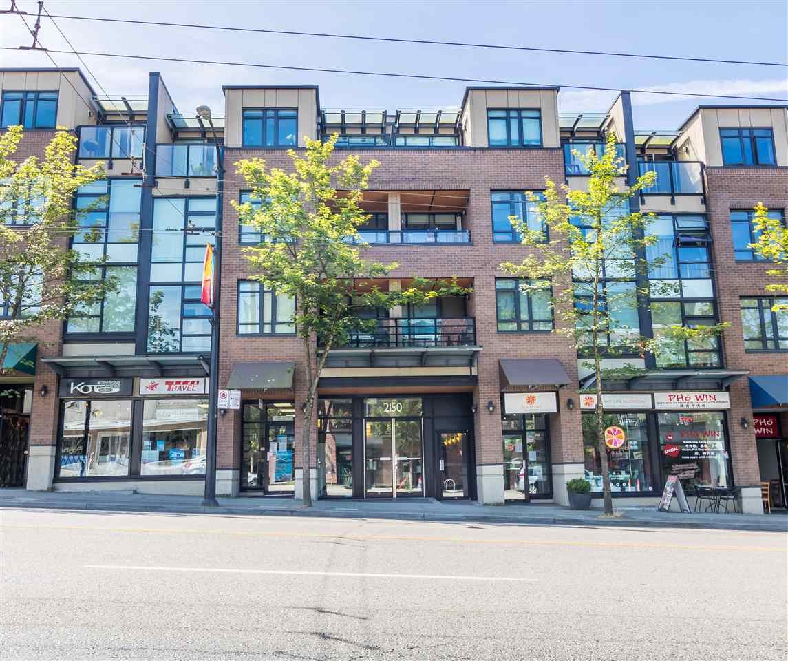 212 2150 E HASTINGS STREET - Hastings Apartment/Condo for sale, 2 Bedrooms (R2479329)