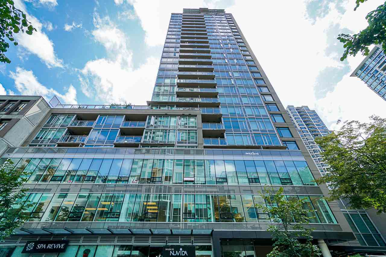 1101 888 HOMER STREET - Downtown VW Apartment/Condo for sale, 2 Bedrooms (R2479363) - #1