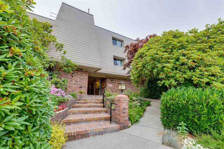 101 1429 MERKLIN STREET - White Rock Apartment/Condo for sale, 1 Bedroom (R2479415)