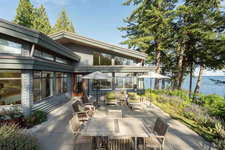 1291 FAIRWEATHER ROAD - Bowen Island House/Single Family for sale, 3 Bedrooms (R2479437)