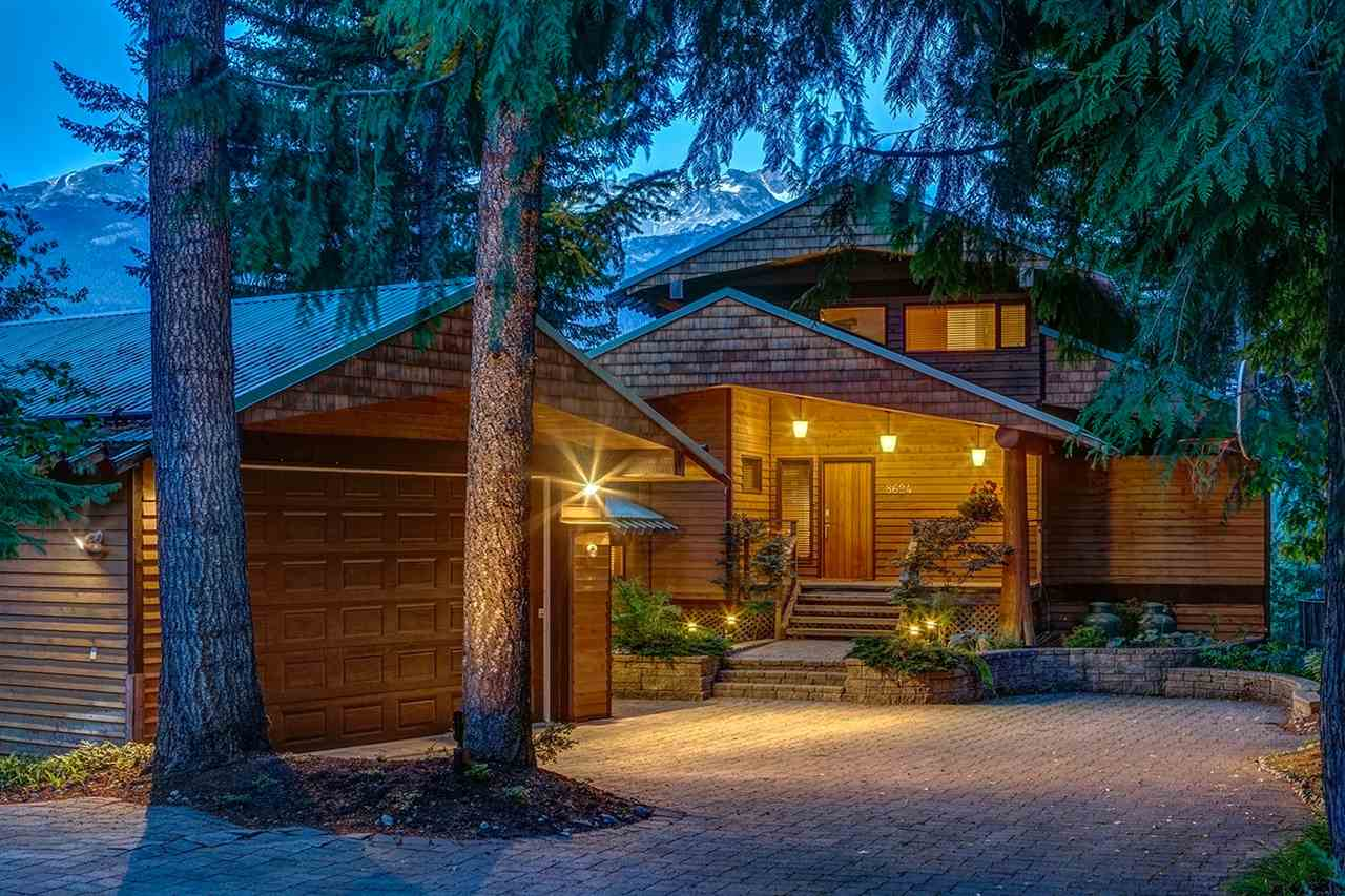8624 FOREST RIDGE DRIVE - Alpine Meadows House/Single Family for sale, 5 Bedrooms (R2479442)