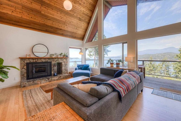 984 PRIVATEER ROAD - Bowen Island House/Single Family for sale, 3 Bedrooms (R2479447)