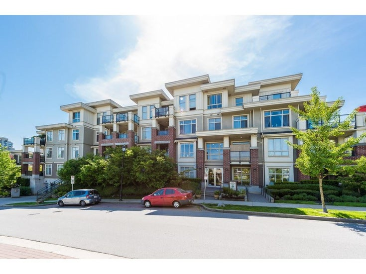 202 270 FRANCIS WAY - Fraserview NW Apartment/Condo for sale, 1 Bedroom (R2479448)