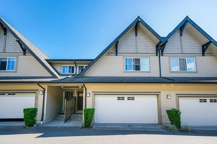 104 2501 161A STREET - Grandview Surrey Townhouse for sale, 3 Bedrooms (R2479475)