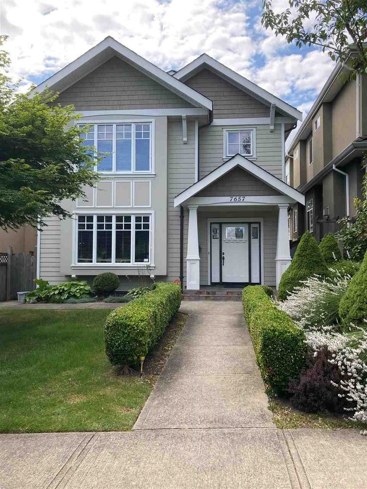 7657 OSLER STREET - South Granville House/Single Family for sale, 3 Bedrooms (R2479594)