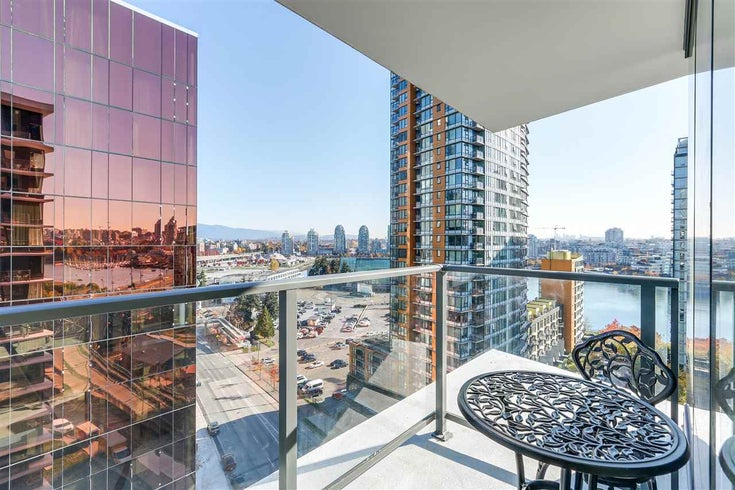 1956 38 SMITHE STREET - Yaletown Apartment/Condo for sale, 1 Bedroom (R2479601)