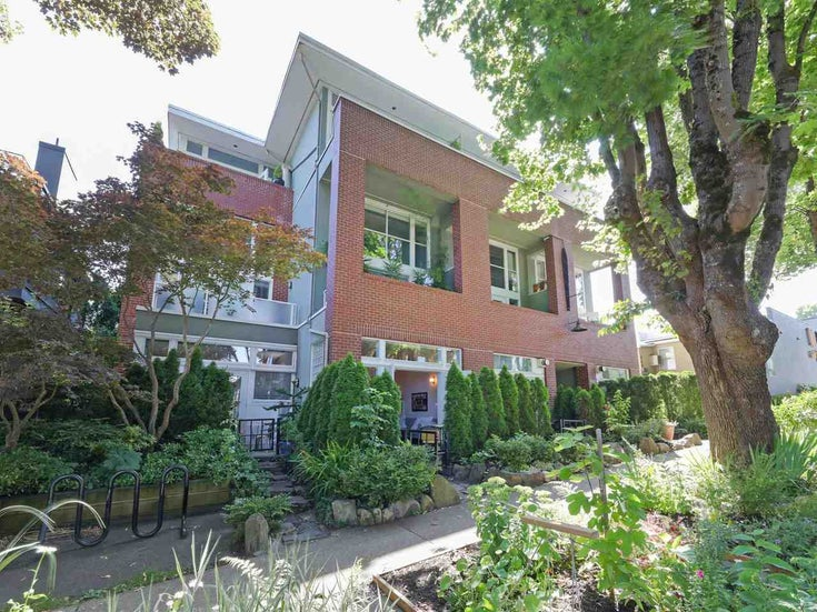 103 980 W 22ND AVENUE - Cambie Apartment/Condo for sale(R2479627)
