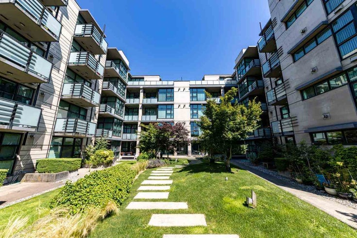 307 8988 HUDSON STREET - Marpole Apartment/Condo for sale, 1 Bedroom (R2479632)