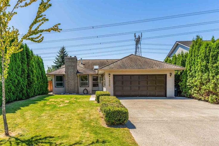 18508 60A AVENUE - Cloverdale BC House/Single Family for sale, 3 Bedrooms (R2479701)