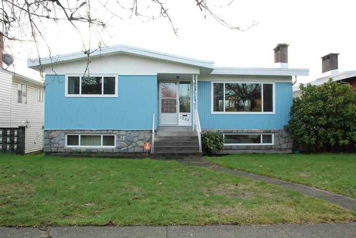 2822 E 54TH AVENUE - Fraserview VE House/Single Family for sale, 4 Bedrooms (R2479728)