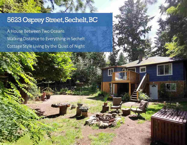 5623 OSPREY STREET - Sechelt District House/Single Family for sale, 4 Bedrooms (R2479745)