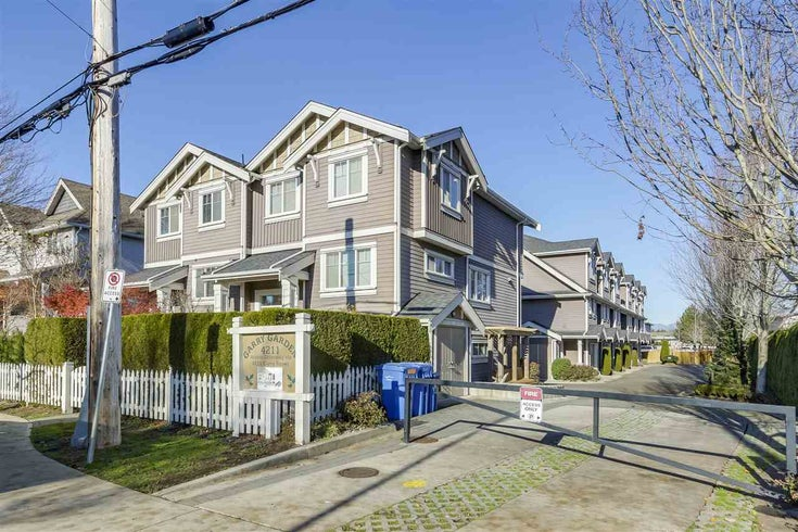 105 4211 GARRY STREET - Steveston South Townhouse for sale, 3 Bedrooms (R2479799)